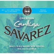 Savarez 510MJ (Tirant Fort) Creation Cantiga