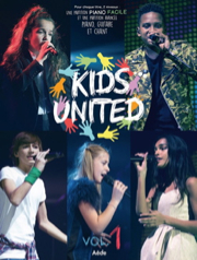 KIDS UNITED VOL.1 PVG
