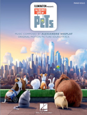 Alexandre Desplat - Comme des bêtes / The Secret Life of Pets