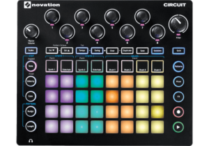 Novation Circuit (6 parties à matrice RGB)