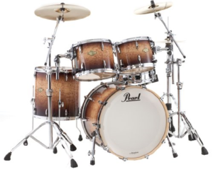 Pearl Master Custom Maple Fusion 22 4 Fûts