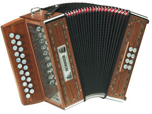Hohner Morgane II (Accordéon)