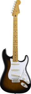 Occasion Squier Classic Vibe Stratocaster 50's 2TS + Housse