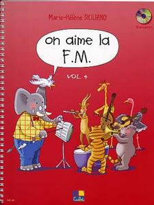 M.H.Siciliano - On aime la F.M. Vol.4