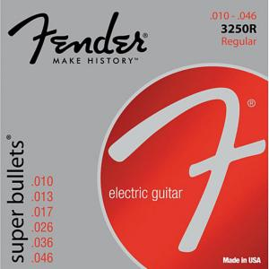 Fender Super Bullets (10-46) Regular