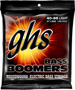 GHS Boomers (40-95) Light-Extra Long Scale