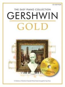 GERSHWIN GOLD / THE EASY PIANO COLLECTION CD EDITION