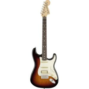 Fender American Performer Strat HSS RW 3 Color Sunburst