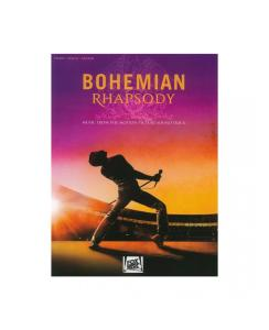 QUEEN - Bohemian Rhapsody Music from the Motion Picture Soundtrack (Piano/Chant/Guitare)