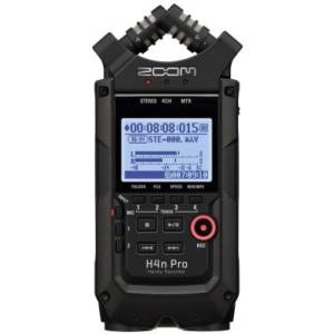 Zoom H4n Pro/Black (Enregistreur Portable)