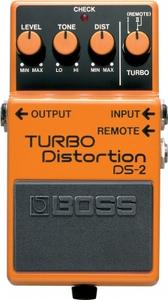 Boss DS-2 (Effet Turbo Distortion)