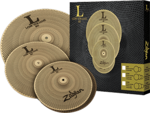 "Zildjian LV348 Set Low (13""14""18"")"