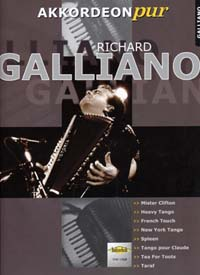 GALLIANO RICHARD ACCORDEON PUR