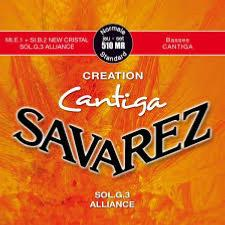Savarez 510MR (Tirant Normal) Creation Cantiga