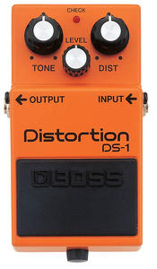 Boss DS-1 (Effet Distortion)