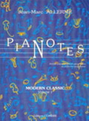 J.M.ALLERME - Pianotes Modern classic vol.1