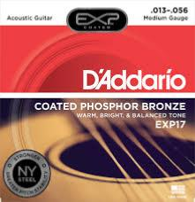 D'Addario EXP17NY (13-56) Medium