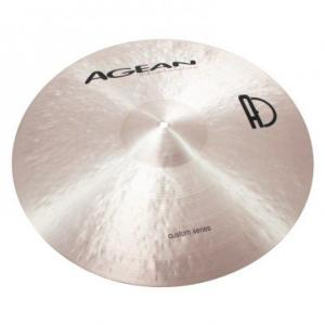 "Agean Crash Paper Thin 19"" Natural (Cymbale)"