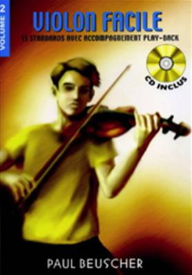 Auteurs Divers - Violon Facile Volume 2 avec CD