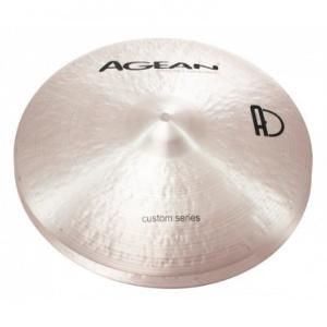 "Agean Hit-Hat 14"" Custom (Cymbale)"