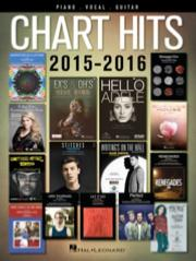 Auteurs divers - Chart Hits of 2015-2016