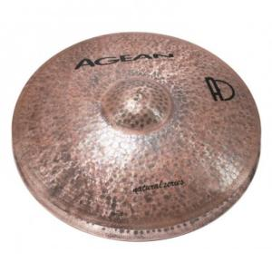 "Agean Hit-Hat 14"" Natural (Cymbale)"