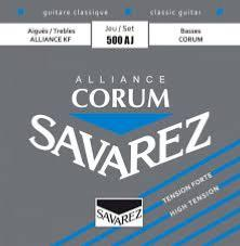 Savarez 500AJ (Tirant Normal) Corum Alliance