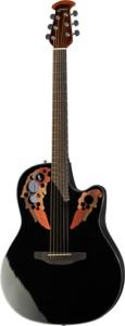 Ovation Celebrity CE44-5 (Celibrity Elite Noir)