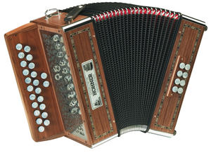 Hohner Merlin II (Accordéon)