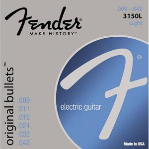 Fender Original Bullets (9-42) Light
