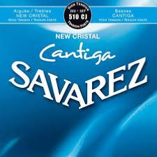Savarez 510CJ (Tirant : Fort) New Cristal Cantiga