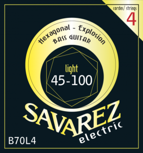 Savarez B70L4 (45-100) Light
