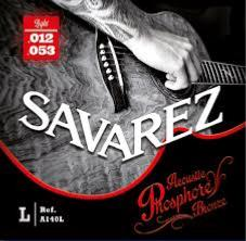 Savarez A140L (12-53) Light