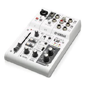 Yamaha ag03 - Table de mixage yamaha usb ...