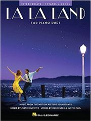 LA LA LAND Piano 4 mains