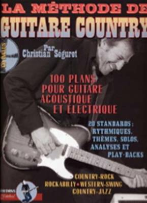 C.SEGURET - La méthode de Guitare Country