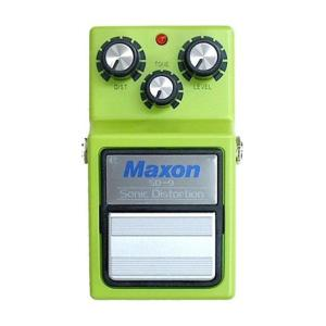 Maxon SD-9 (Sonic Distortion)