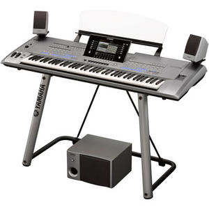"Yamaha ""Tyros 5"" 76 touches + Enceintes TRS-MS05 + Stand + Kit extension"