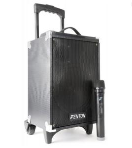 "Fenton ST050 (Baffle Actif 8"", batterie rechargeable, Bluetooth, Micro HF)"