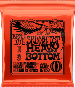 Ernie Ball (10-52) Skinny top HB
