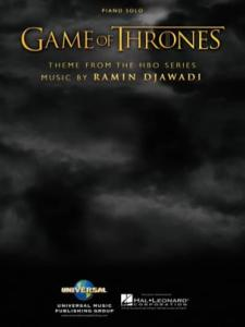 Game of Thrones pour piano solo