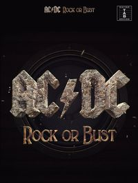AC / DC - ROCK OR BUST Guitar TAB