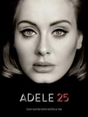 ADELE 25 EASY GUITAR