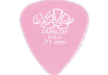 Dunlop Delrin 0.71mm (Lot de 10 Médiators)