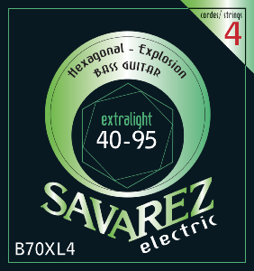Savarez B70XL4 (40-95) Extra-Light
