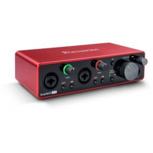 Focusrite Scarlett3-2i2 (Carte Son)