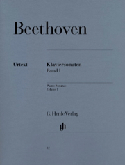Beethoven - Sonates vol.1