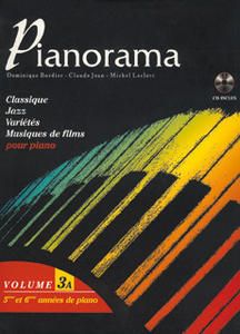 D. Bordier, C. Jean et M. Leclerc - Pianorama vol.3A