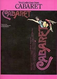 Vocal Selections from CABARET PVG