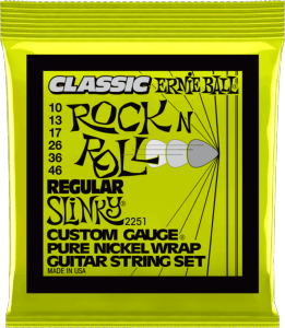 Ernie Ball Rock'N'Roll (10-46) Regular slinky